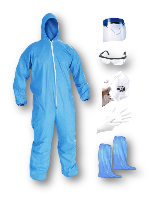 PPE Kit Manufacturers in India